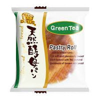 Natural yeast bread (Green tea) / 天然酵母パン (抹茶) 80g - Konbiniya Japan Centre