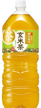 Iyemon Genmai Tea / 伊右衛門 玄米茶  2000ml - Konbiniya Japan Centre