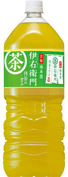 Iemon Green Tea / 伊右衛門 お茶  2000ml - Konbiniya Japan Centre
