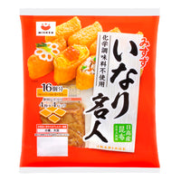 Misuzu Seasoned Fried Bean Curd / おいなり名人  360g 4x4packs - Konbiniya Japan Centre