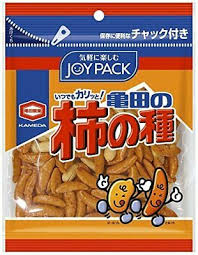 Kaki no Tane Joy Pack / 柿の種 ジョイパック  86g - Konbiniya Japan Centre