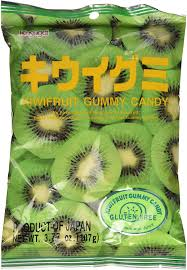 Kiwi Gummy Candy / キウィグミ  107g - Konbiniya Japan Centre