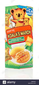 Koala's March Mango / コアラのマーチ マンゴー  41g - Konbiniya Japan Centre