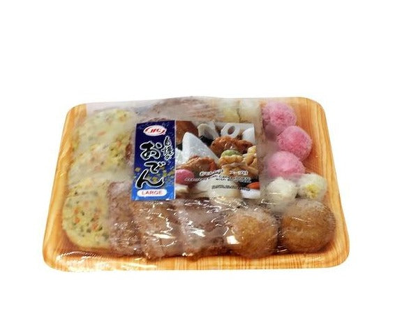 Oden Set (Assorted Fish Cakes) / おでんセット 415g - Konbiniya Japan Centre