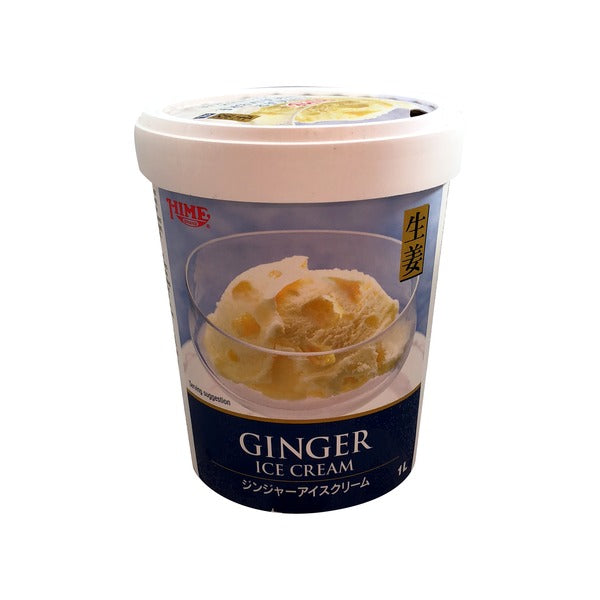 Ginger Ice-Cream / ジンジャーアイス 1L - Konbiniya Japan Centre