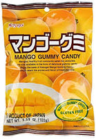 Mango Gummy Candy / マンゴーグミ  107g - Konbiniya Japan Centre