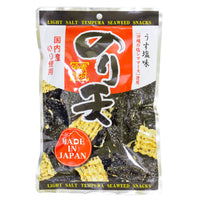 Nori Ten Light salt Tempura Seaweed Snacks / のり天 うす塩味 40g - Konbiniya Japan Centre