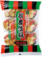 Rice Cracker Kabukiage family pack  / 歌舞伎揚げ ファミリーパック   15pcs - Konbiniya Japan Centre