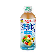 Ebara Seasoning for pickle / 浅漬けの素 500ml - Konbiniya Japan Centre