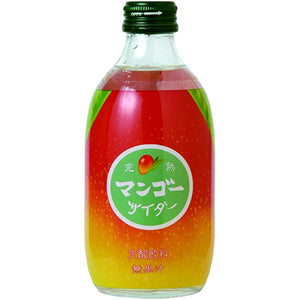 Mango Cider / マンゴーサイダー  300ml - Konbiniya Japan Centre