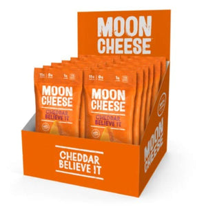 Moon Cheese - 100% Natural Cheese Snack