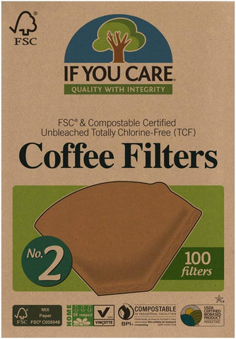 #2 Coffee Filters