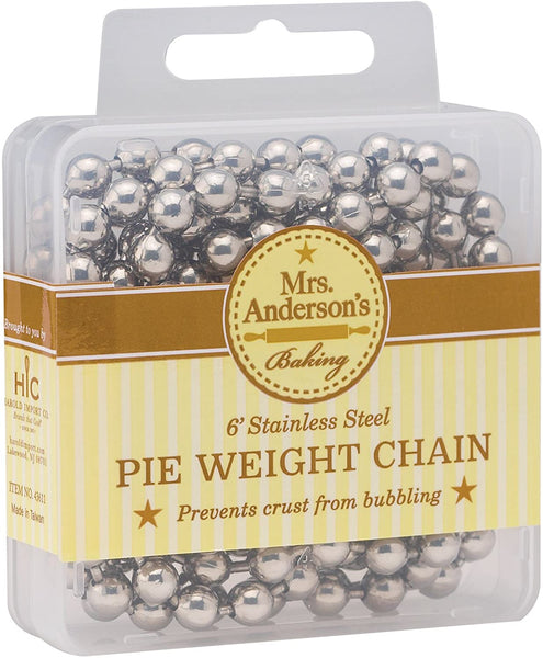 Pie Weight Chain
