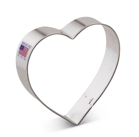 "4"" Heart Cookie Cutter"