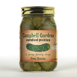 Candied Pickles