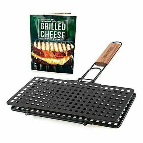 Grilled Cheese Basket & Recipe Book