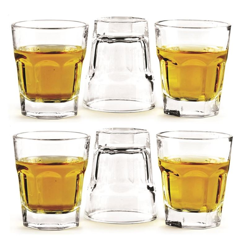 Sling Shot 6 Piece Shot Glass