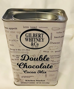 Gilbert Whitney  Hot Cocoa Mix