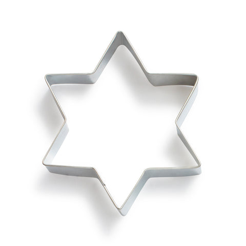 6 Point Star Pastry Cutter