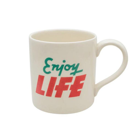 """Enjoy Life"" Coffee Mug"