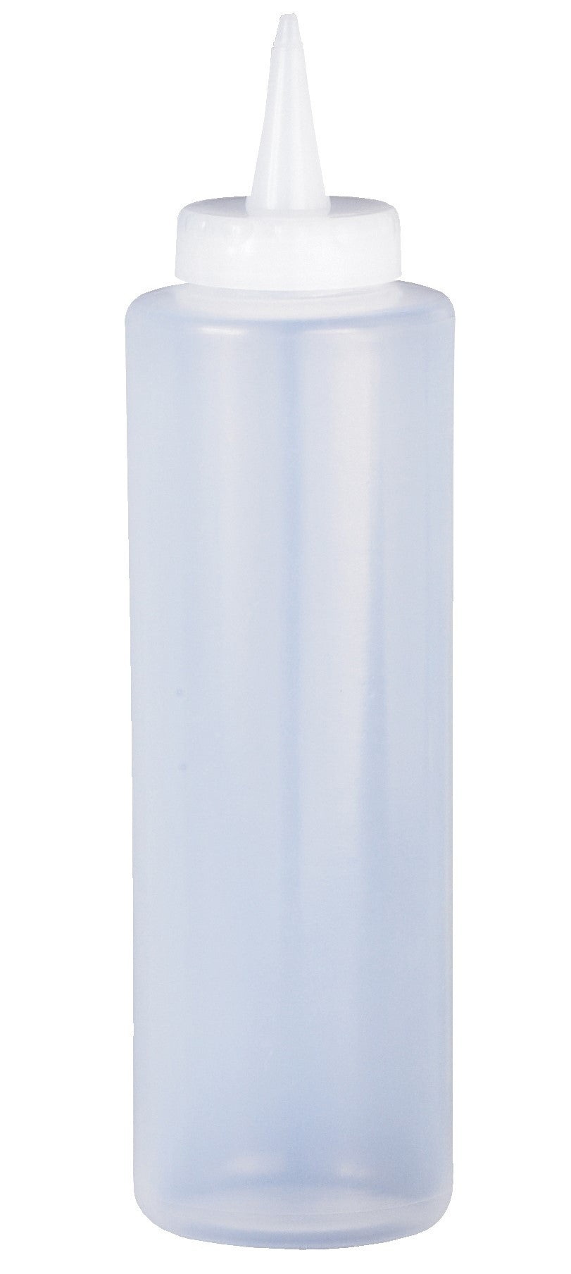 8oz Plastic Squeeze Bottle