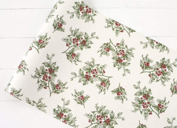 Holly Table Runner