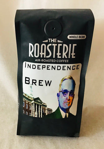 Roasterie Whole Bean Coffee Independence Brew