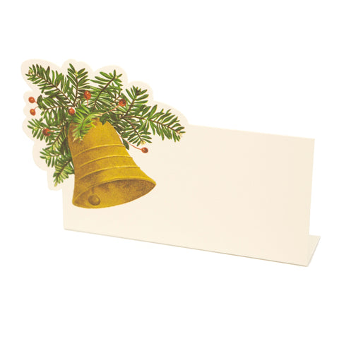 Christmas Bell Place Card