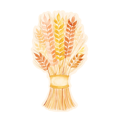 Golden Harvest Table Accent-Card