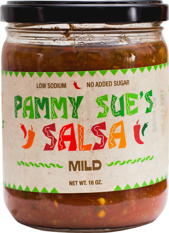 Pammy Sue's Salsa