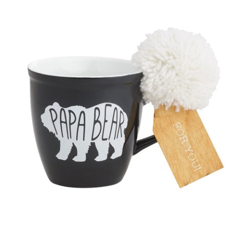 "Coffee Mug, ""Papa Bear"""