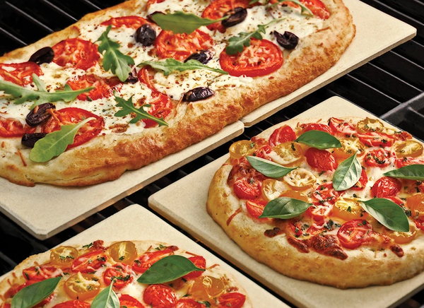 Pizza Grill Stone Tiles