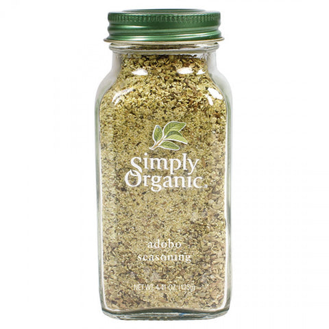 Simply Organic Adobo Seasoning