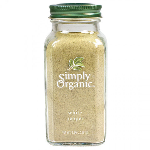 Simply Organic White Pepper