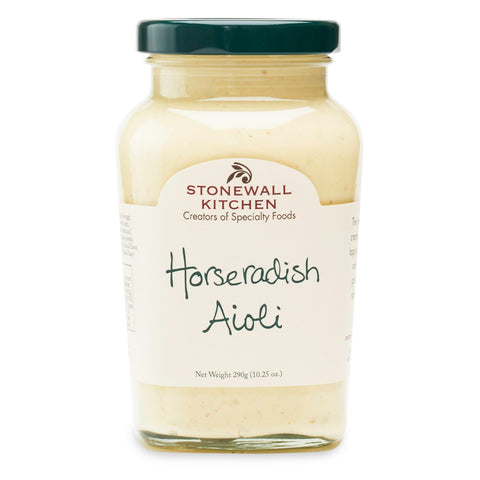 Stonewall Kitchen Horseradish Aoli