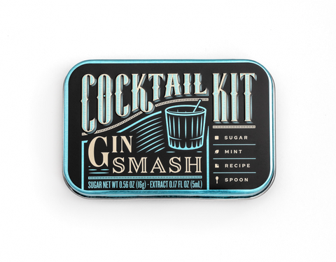 Gin Smash Cocktail Kit