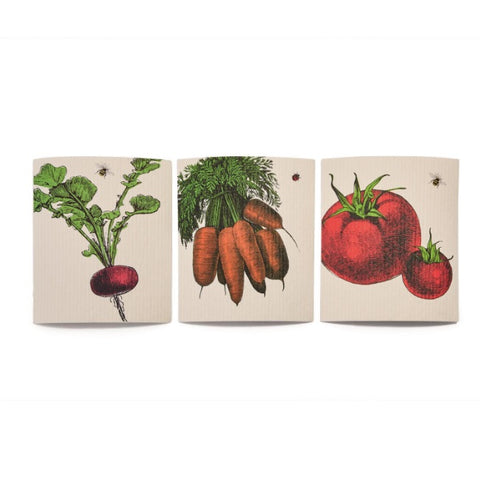 Veggie Kitchen Cloth