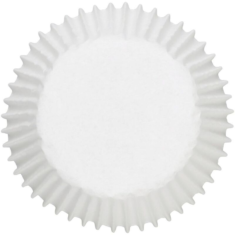Wilton White Baking Cup