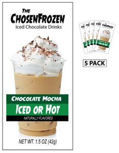 The Chosen Frozen Iced Chocolate Mocha