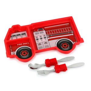 Me Time Meal Sets Fire Truck