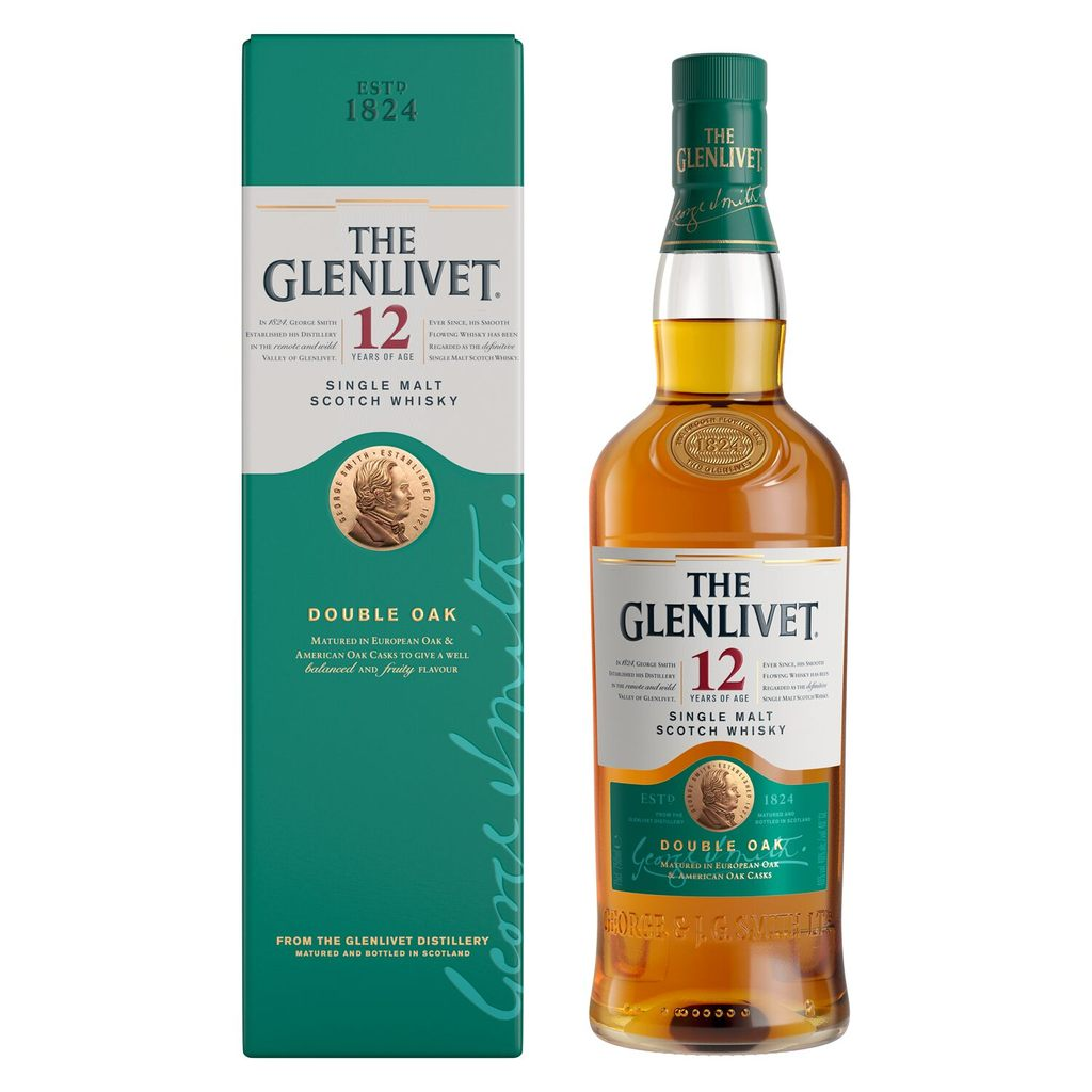Glenlivet 12 YO Scotch