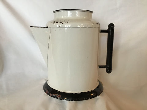 Enamel Painted Percolator