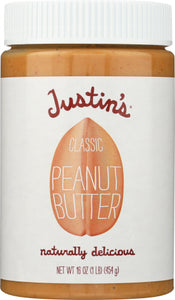 Justin's Peanut Butter