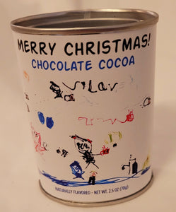 Silas' Hot Cocoa Tin