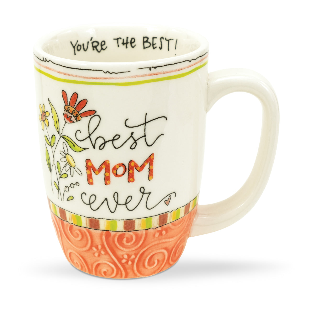 Best Ever Mom Mug