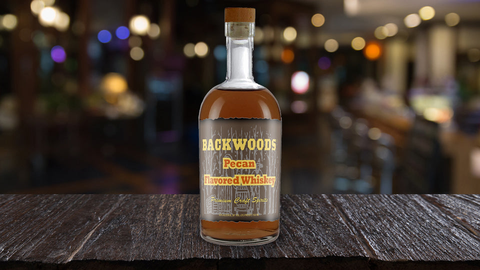 Backwoods Whiskey Pecan