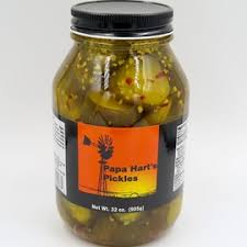 Papa Hart's Pickles