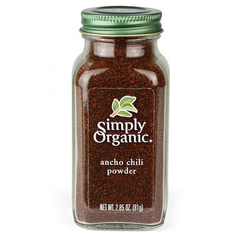 Simply Organic Ancho Chili Powder