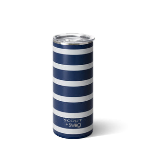 Swig 20 oz Tumbler Nantucket Navy