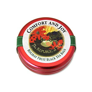 Comfort & Joy Holiday Tea Tin